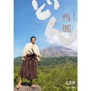 大河ドラマ 西郷どん 総集編 DVD 全2枚