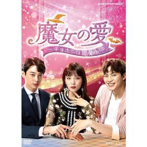 魔女の愛 〜チョホンは恋愛中〜 DVD-BOX 全6枚【NHK DVD公式】 nhkgoods