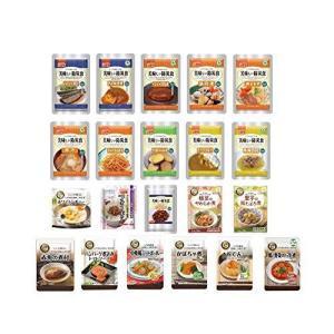 非常食セット 美味しい防災食 7日分 「おかず・お惣菜・麺類 豪華21種類セット」|ni-store