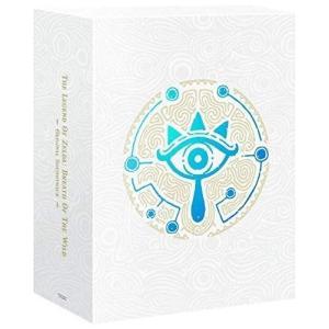 ゼルダの伝説 ブレス オブ ザ ワイルド オリジナルサウンドトラック(初回限定生産盤)|ni-store
