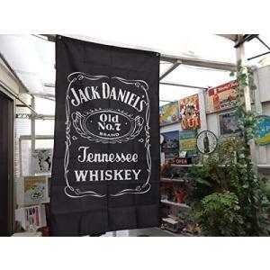 リアル・フラッグ 旗 JACK DANIEL'S ジャックダニエル タペストリー アメリカン雑貨 ガレージ インテリア ni-store