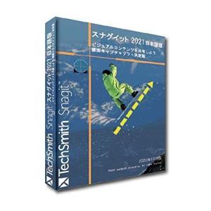 【新発売】Snagit 2021 日本語版 PC画面一発録画 テレワーク用 18% OFF Windows,Macに対応|ni-store