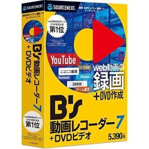 B's 動画レコーダー 7+DVDビデオ(最新)|Win対応|ni-store