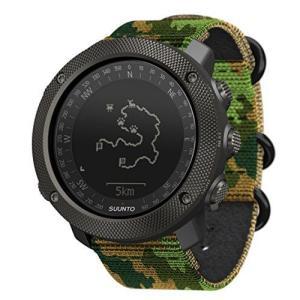SUUNTO(スント) SUUNTO TRAVERSE ALPHA (スント トラバース アルファ) スマートウォッチ GPS 登山 気圧計|ni-store