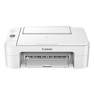 Canon プリンター A4インクジェット複合機 PIXUS TS3330 ホワイト Wi-Fi対応 テレワーク向け|ni-store