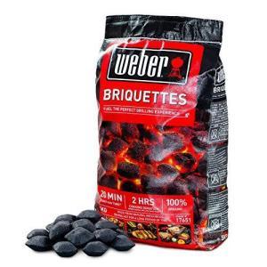 ウェーバー(Weber) バーベキュー コンロ 安心,安全BBQ チャコールブリケット(炭)5? 人,環境,食材に優しい100%自然素材 【|ni-store