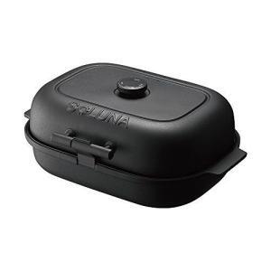 ドウシシャ 焼き芋メーカー ホットプレート 温度調節機能 付き 平面プレート 付き SOLUNA WFS-100 ni-store