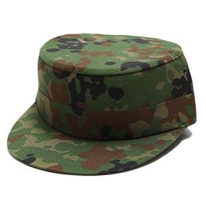 【CAC017】 防衛省自衛隊グッズ SELF DEFENSE FORCE キャップ 帽子 陸上自衛隊 作業帽 ワークキャップ サバゲー ミ|ni-store