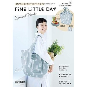 Fine Little Day SPECIAL BOOK 【特別付録】レジかごショッピングBAG (角川SSCムック)|ni-store