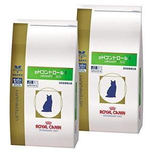 【2袋セット】ロイヤルカナン 食事療法食 猫用 pHコントロール1 ドライ 2kg|ni-store