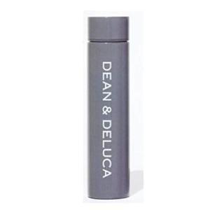 DEAN & DELUCA ステンレスボトル スリム型 GLOW 店舗限定付録 (グレー)|ni-store