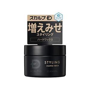 アンファー (ANGFA) スカルプD ハードワックス 60g ヘアワックス グリーンフローラルの香り ナノプロテイン配合 2020リニュー|ni-store