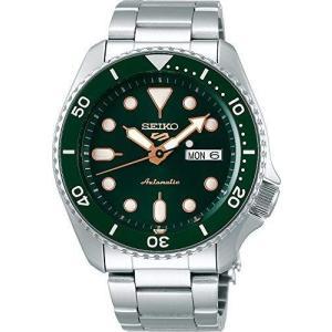 [セイコー] SEIKO 5 腕時計 スポーツ 自動巻き(手巻付き) 海外モデル グリーン SRPD63K1 メンズ [逆輸入品] ni-store