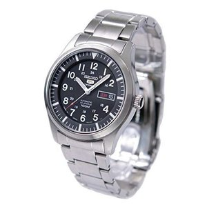 [セイコー] SEIKO 5 スポーツ 腕時計 自動巻き メカニカル 海外モデル 日本製 SNZG13J1 メンズ [逆輸入品] ni-store