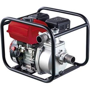 ナカトミ(NAKATOMI) ドリームパワー エンジンポンプ 4サイクル 2インチ 最大吐出量 500L/min エンジン式ポンプ 排水ポン ni-store