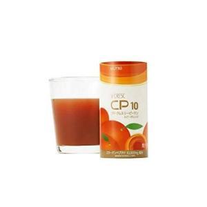 ニュートリー ブイ・クレスCP10 ルビーオレンジ味 125ml 30本入/箱 栄養補助飲料 飲むサプリメント|ni-store
