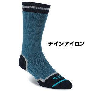 FITS(フィッツ) ミディアムハイカークルー【送料250円】 niceedge