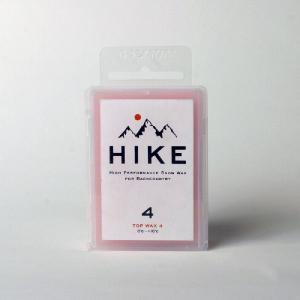 ハイク TOP WAX 4 0℃〜+10℃ niceedge