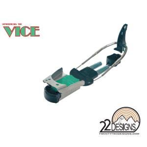 22デザイン VICE(ヴァイス) テレマークスキービンディング|niceedge