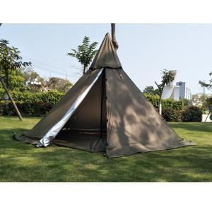 ワンポールテント  ティピー インディアン キャンプ アウトドア ピラミッド