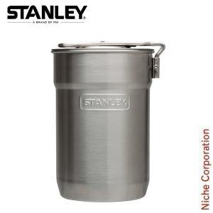 STANLEY スタンレー キャンプクックセット (シルバー)  01290-012 アウトドア用品 niche-express
