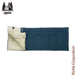 ogawa ( キャンパルジャパン ) フィールド ドリームST-3 プルシアンブルー 1037 (50) 寝袋 シュラフ キャンプ 登山 新生活|niche-express