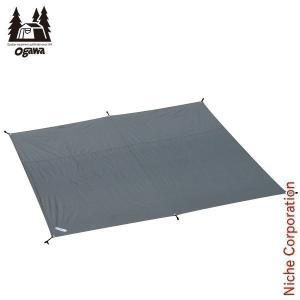 オガワキャンパル ( ogawa ) PVCマルチシート 210×130用 ( 1400 ) キャンプ用品|niche-express