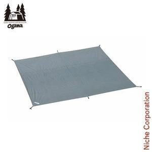 オガワキャンパル ( ogawa ) PVCマルチシート 340×220用 ( 1404 ) キャンプ用品 アウトドア用品|niche-express