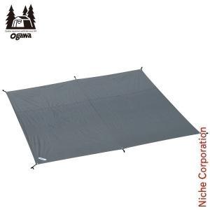 オガワキャンパル ( ogawa ) PVCマルチシート 270×270用 ( 1405 ) キャンプ用品 アウトドア用品|niche-express