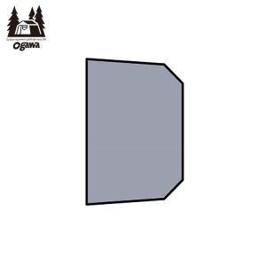 オガワキャンパル ( ogawa ) PVCマルチシート ヴェレ−ロ5用 ( 1407 ) キャンプ用品 アウトドア用品|niche-express