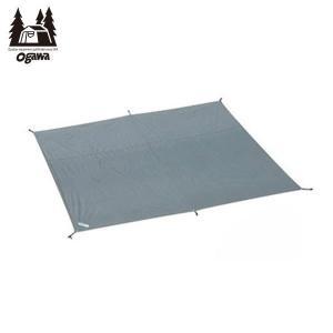 オガワキャンパル ( ogawa ) PVCマルチシート アルマディ6用 ( 1418 ) キャンプ用品 アウトドア用品|niche-express
