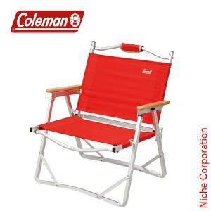 コールマン coleman|コンパクトフォールディングチェア(レッド)|COMPACT FOLDING CHAIR (RED)[ 170-7670 ]|niche-express