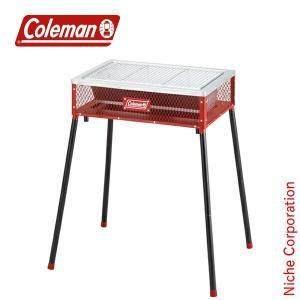 コールマン クールステージツーウェイグリル (レッド) (170-9433)の仕様  写真のテーブル...