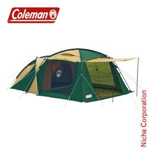 コールマン coleman ラウンドスクリーン2ルームハウス [ 170T14150J ] [ テント | テント 2 ルーム | タープ | テント タープ ]|niche-express