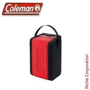 コールマン coleman  ランタンケース/L(レッド) [ 2000010389 ]|niche-express