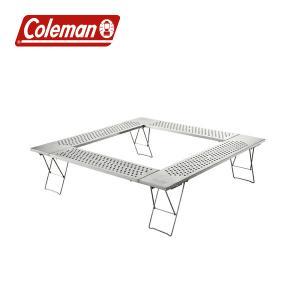 コールマン ファイアープレイステーブル [ 2000010397 ] 軽量&コンパクトで、設営も撤収...