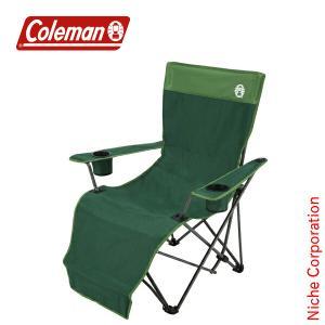 コールマン coleman イージーリフトチェアST (グリーン)[ チェア | アウトドア チェア | イス | チェア アウトドア | チェアー ]|niche-express