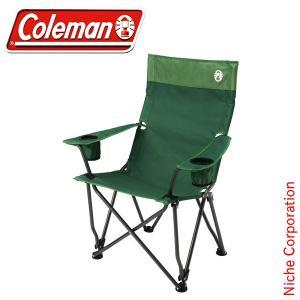 コールマン coleman ハイバックリラックスチェア (グリーン)チェア | アウトドア チェア | チェア アウトドア | チェアー キャンプ用品|niche-express