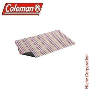 コールマン coleman  レジャーシートミニ(ストライプ) [起毛レジャーシート | レジャーシート ストライプ | レジャーシート ]