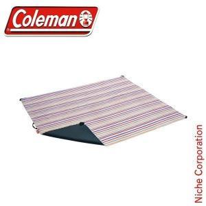 コールマン coleman  レジャーシート(ストライプ) [ 2000010665 ] [起毛レジャーシート | レジャーシート ストライプ | レジャーシート ]