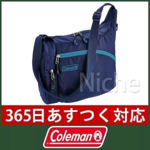 Coleman コールマン クールショルダーSM 2 (ディープブルー) [ 2000021395 ]|niche-express