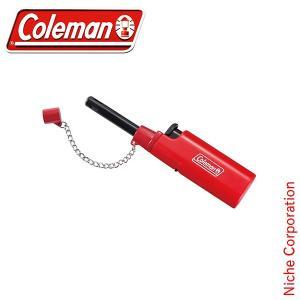 コールマン ジェットフレイムハンディライター (レッド) ( 2000022038 )
