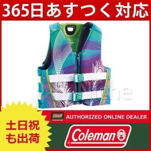 コールマン V1 ウィメンズ (ピンク L) ( 2000022186 )[nocu]