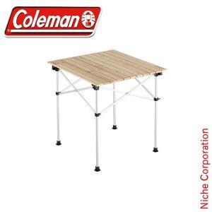 コールマン ナチュラルウッドロールテーブル/65 ( 2000023502 )