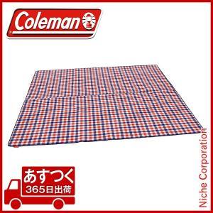 coleman コールマン フリーステントインナーシート(300/レッドチェック)|niche-express