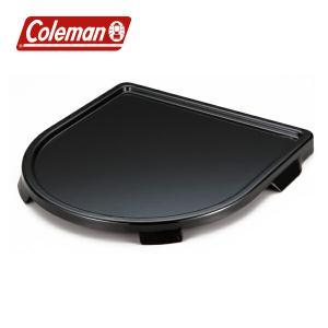 コールマン coleman  ロードトリップ アクセサリーグリドル[205597] [アウトドア 調理器具・バーべキュー用品[ 2011]|niche-express