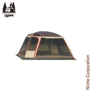 オガワキャンパル ( ogawa ) ドームシェルター ラナ ( 3353 ) キャンプ用品 アウトドア用品|niche-express