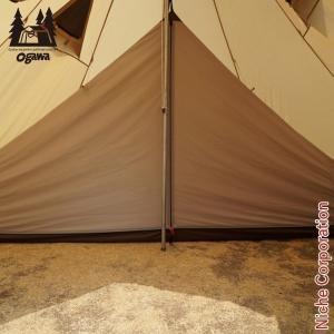オガワキャンパル ( ogawa ) ピルツ15ハーフインナー ( 3507 ) キャンプ用品 アウトドア用品|niche-express