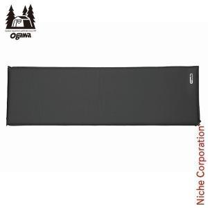 オガワ インフレータブルマット [3873] OGAWA CAMPAL  オートキャンプに最適、自動...