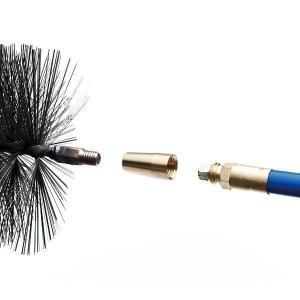 [D]ロック式ロッド用アダプター [ 4035 ] [ ファイヤーサイド fireside ]
